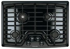 """*Sale! Electrolux 30"""" 30 Inch Ew30Gc55Gb Black Gas Cooktop New In Box!"""