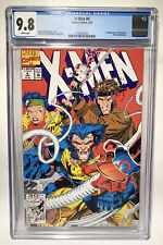 X-Men #4 1992 1st Appearance Omega Red CGC 9.8 White Pages 🔥🔥