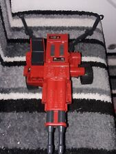 GI Joe  Red Shadows Laser Exterminator Gun Action Force Vintage Action force