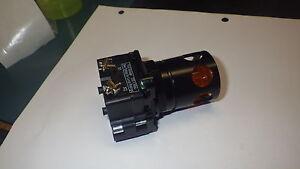 CUTLER HAMMER 10250T/91000T SER. ILL AMB.24V  LED  LAMP  P.B./FULL COV. GR.SW OP