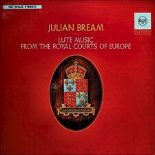 """12"""" Julian Bream Lautenmusik an europäischen ... RCA Records LSC 2924"""