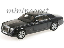 KYOSHO 08861TG ROLLS ROYCE PHANTOM 2 DOORS COUPE 1/18 DIECAST MODEL CAR TUNGSTEN