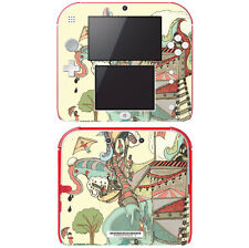 Vinyl Skin Decal Cover for Nintendo 2DS - Dollie Dream House