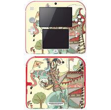 Vinyl Skin Decal Cover for Nintendo 2DS - Dollie Dream House
