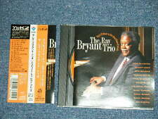 THE RAY BRYANT TRIO Japan 1997 NM CD+Obi RAY'S TRIBUTE TO HIS JAZZ PIANO FRIENDS
