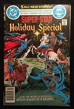 DC Super-Star HOLIDAY SPECIAL Vol. 4 #21 Apr.1980 DC Special Series 8.5 VF+