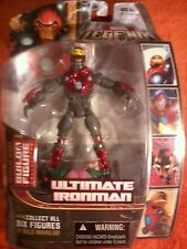 "ULTIMATE IRONMAN removable mask|Annilhilus series|Marvel Legends|Hasbro 6""figure"