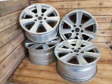 17 Zoll Borbet CA80735 Alufelgen 8Jx17H2 ET35 5x120 KBA 46303 BMW X3 4er 5er 8er