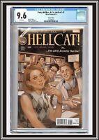 Patsy Walker AKA Hellcat! #7 Tedesco Variant (CGC 9.6 NM+) 2016 JeSSiCa JoNeS 26
