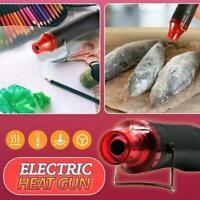 Mini Heat Gun DIY Electric Nozzles Tool Hot Air Gun Embossing Drying Paint E1O2