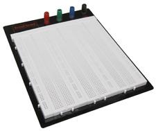 4 x Laborsteckboard Micro Montageplatte Steckplatine Breadboard 11584