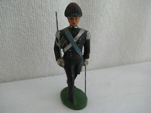toy soldier- Italian- Lineol type