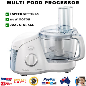 Food Processor Sunbeam Kitchen Multipro Compact Collection Best Food Blender New