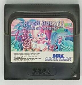 Chuck Rock II: Son of Chuck Rock 2 Sega Game Gear Cart Only