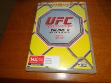 UFC THE ULTIMATE COLLECTION VOLUME 8 DVDS UFC 73, 74, 75, 76 & 77 *5 DISCS*