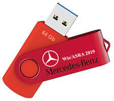 Mercedes & Smart EWAnet 2019 (EPC+WIS) su chiavetta Usb da 64GB! NEW!