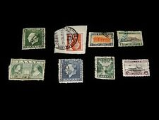 Vintage Stamp,LOT OF 8 GREECE,Definitive,Commemorative, Navy, King, Architecture