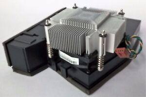 Genuine Lenovo ThinkCentre M70e CPU 65W Heatsink & Fan with Air Duct 45K6524