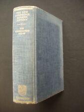 NEW CAMBRIDGE MODERN HISTORY ~VOLUME II ~THE REFORMATION 1520-1559 ~ELTON ~1958