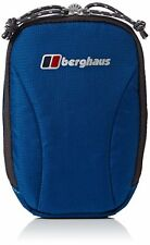 Berghaus Lightweight Compact Outdoor Zip Bag, 1 Litre Stained Glass/Carbon