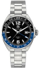 WAZ211A.BA0875 | TAG HEUER FORMULA 1 | BRAND NEW AUTOMATIC 41 MM GMT MEN'S WATCH