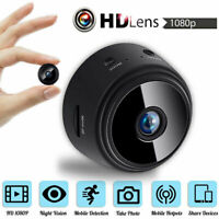 1080P Mini IP WIFI Camera Camcorder Wireless Home Security DVR Night Vision HD