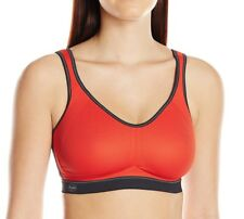 b189e38046 Anita Air Control Sports Bra 5533 Spicy Orange 42a