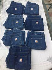 Carhartt FR Jeans Size 38x28 #280-83