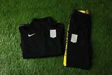 NIKE X NEYMAR 2018 football TRACK SUIT TRACK JACKET TOP AND PANTS ORIGINAL YOUNG