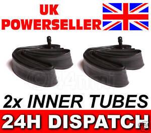 18 INCH INNER TUBE 1.75 - 2.125 kids mtb bmx bike X2
