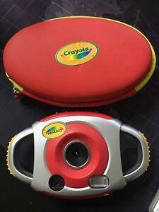 Crayola 2.1MP Digital Camera 2011 - Model: 520601