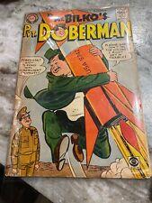 New listing Sgt. Bilko's Pvt. Doberman no. 4, Jan. 1959 Pvt. Doberman on a Rocket