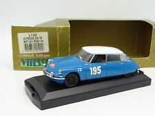 Vitesse 1/43 - Citroen DS 19 Winner Monte Carlo 1966