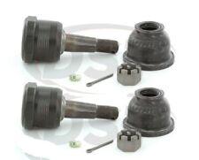 For Dodge B300 B350 Pickup Set of 2 Front Upper Threaded Ball Joints MOOG K7082