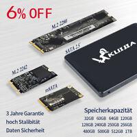 """SSD mSATA 2.5"""" M.2 2242 2280 120GB256GB500GB Festplatte Solid State Drive Sata"""