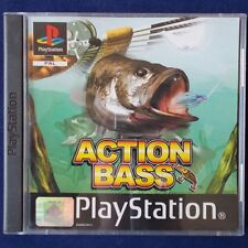 PS1 - Playstation ► Action Bass ◄ TOP Zustand!