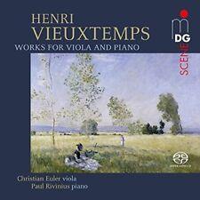 Works for Viola & Piano [New SACD] Hybrid SACD