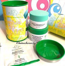 DRUNK ELEPHANT Protini Polypeptide Cream + Slaai Makeup Melting Butter Cleanser