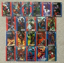 Ultimate Spider-Man Volume #1-20 & 22 Tpb Lot  Bendis! Bagley! Venom! X-Men!