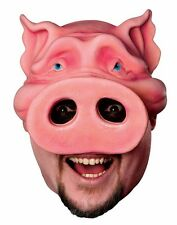 Pig Mask Chinless Saw Scary Horror Movie - Fast Ship -