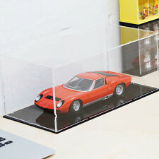 [NEW] CAR Display Case High Quality Assembly Acrylic Box(TF-330)