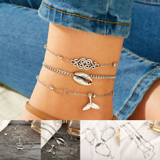 Barefoot Sandal Beach Foot Jewelry Gift Women Sexy Shell Anklet Ankle Bracelet