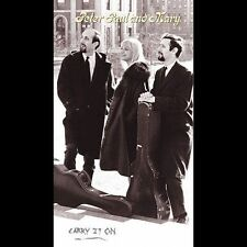Carry It On [Bonus DVD] [Box] by Peter, Paul and Mary (CD, Feb-2004, 4 Discs, Rh
