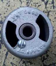 """Pig Hog Cooker Burner Air Mixer Flat Face 1"""" I.D.  Pipe"""