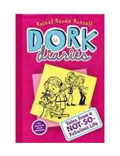 Dork Diaries: Tales from a Not-So-Fabulous Life by Rachel Renee Russell (2009...