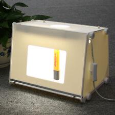 "SANOTO 12""x8"" Portable Mini kit photo photography studio light softbox MK30"