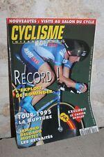 Cycling International - No.109 - November 1994 - Rominger Lemond Delgado Mottet