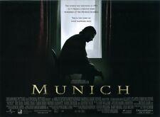 Munich movie poster - Eric Bana, Steven Spielberg - 12 x 16 inches