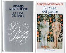 Giorgio Montefoschi LA CASA DEL PADRE Premio Strega 1994 Mondolibri 2010