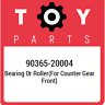 90365-20004 Toyota Bearing or roller(for counter gear front) 9036520004, New Gen